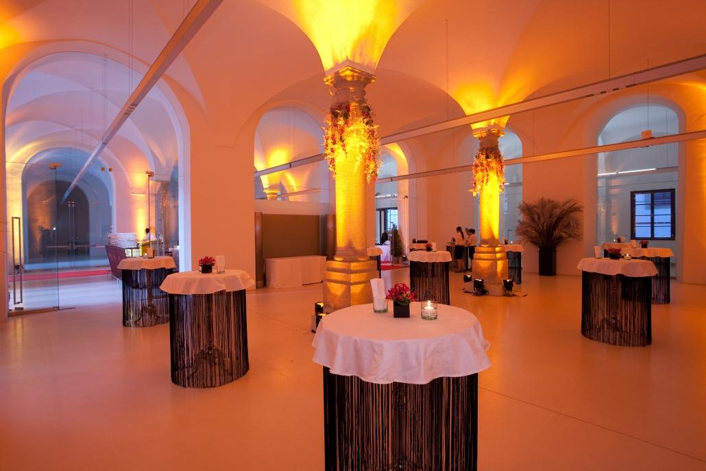 Aula Lounge, Aula der Wissenschaften, Barrierefreie Eventlocation in Wien