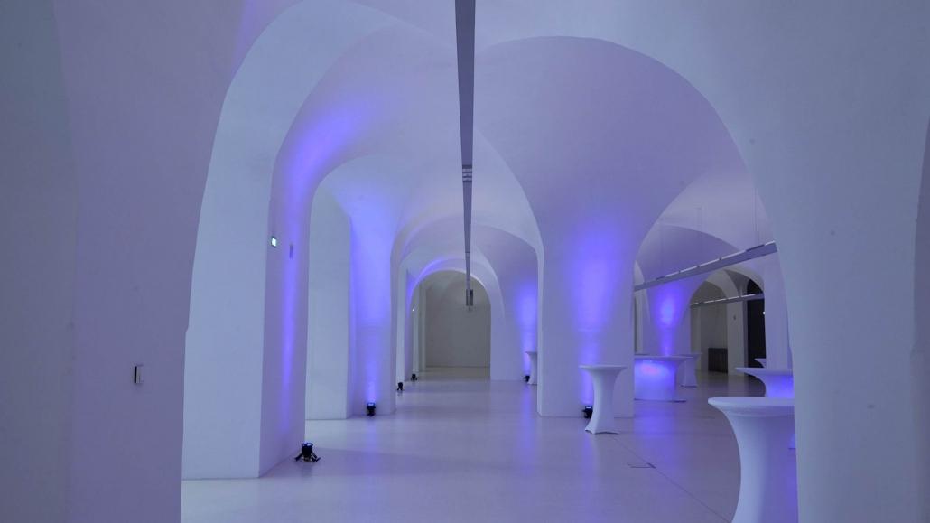 Säulenhalle_Aula der Wissenschaften_Eventlocation_Wien