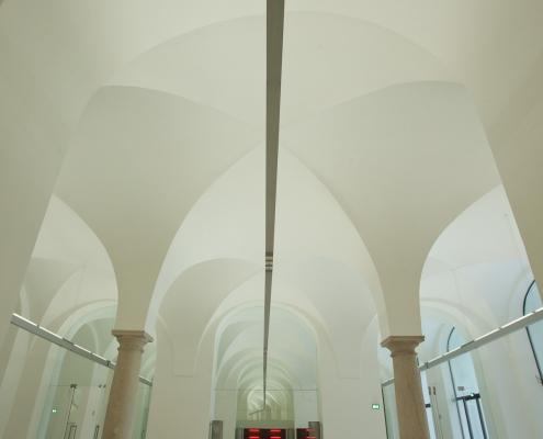 Science Cafe, Aula der Wissenschaften, Fläche 270 m2, Platz für 100 Personen,