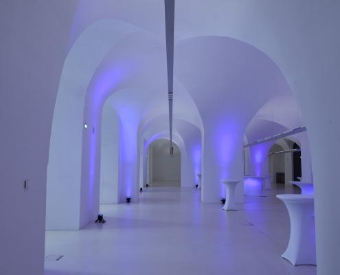 Säulenhalle, Aula der Wissenschaften, 600 m2 Fläche , Platz für 600 Personen, die Location im Herzen Wiens